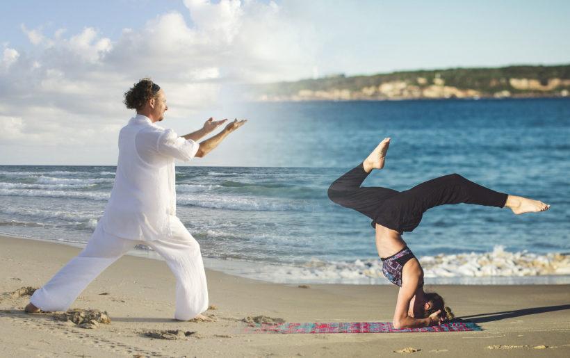 Yoga -Tai ji – Qi Gong Retreat   Dr Igor Mićunović